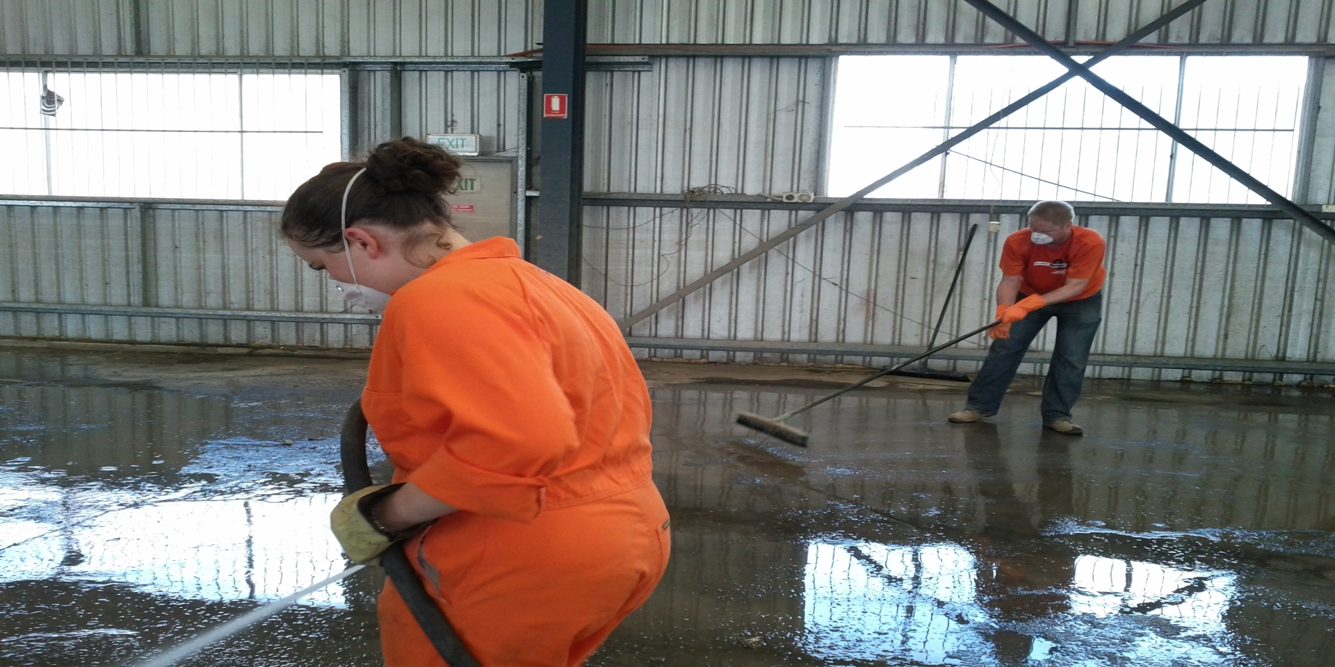 Office, Factory & Industrial Cleaning in Birmingham