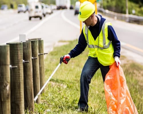 Litter Picking Services Birmingham